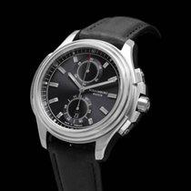 Schaumburg Steel 45mm Automatic Watch Urbanic Chronograph C2 new