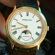 Audemars Piguet Classic Moonphase Classique 18K Gold Automatic...