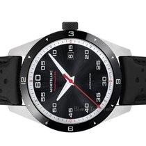 Montblanc Timewalker Steel 41mm Black Arabic numerals United States of America, Florida, Aventura