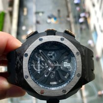 Audemars Piguet 26221FT.OO.D002CA.01 Carbon Royal Oak Concept 44mm pre-owned
