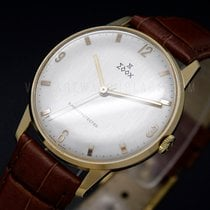 Edox 60s Vintage Mechanical Goldfilled NOS New Old Stock
