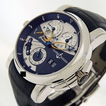 Ulysse Nardin Sonata White gold 42mm Blue No numerals United States of America, California, Los Angeles