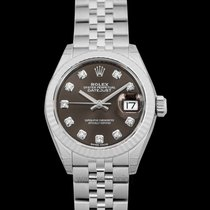 Rolex Lady-Datejust new Steel