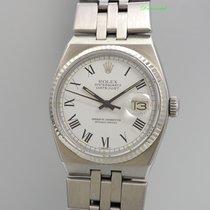 Rolex Datejust Oysterquartz Stahl 36mm Weiß Keine Ziffern Deutschland, Pfungstadt