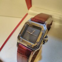 Cartier Santos (submodel) folosit 24mm Otel