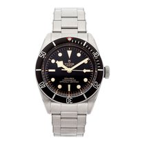 Tudor 79230N Steel Black Bay (Submodel) 41mm