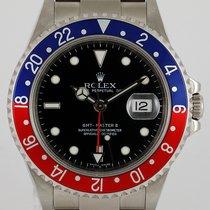 Rolex 16710 Stahl GMT-Master II