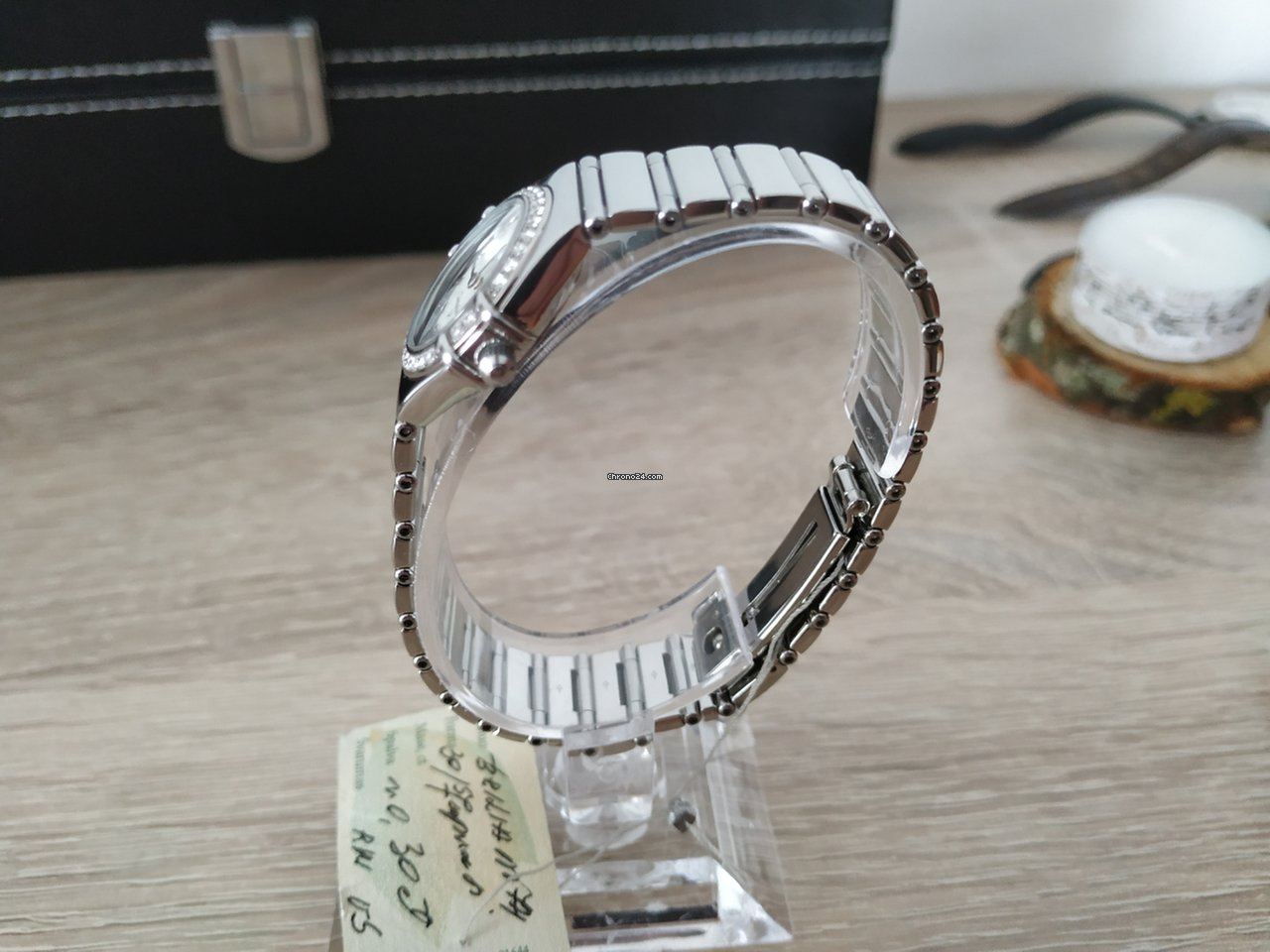 Omega Constellation Ladies My Choice 5690118 Original Diamond... za Kč 26  048 k prodeji od Soukromý prodejce na Chrono24 e18226f5f1c