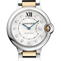 Cartier WE902031 Steel Ballon Bleu 36mm 36mm new United States of America, New York, New York