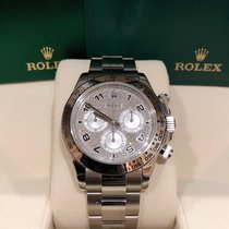 Rolex Daytona new 40mm White gold
