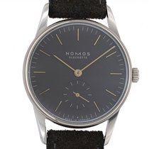 NOMOS Orion 1989 Steel 33mm Grey