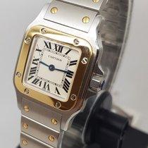 Cartier Santos Galbée nov 2019 Kvarc Sat s originalnom kutijom i originalnom dokumentacijom W20012C4