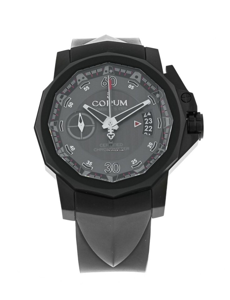Corum Admirals Cup Limited Edition Chronograph Men's Watch 961 101 94/F371  AN12