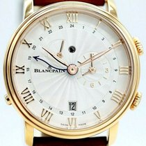 Blancpain Villeret new 2019 Automatic Watch with original box and original papers 6640-3642-55B