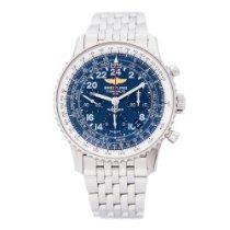 Breitling Navitimer Cosmonaute nov 2019 Rucno navijanje Kronograf Samo sat AB0210