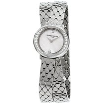 Baume & Mercier Promesse Steel 22mm Mother of pearl United States of America, New Jersey, Somerset