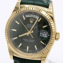 Rolex Day-Date 36 118138 2017 pre-owned