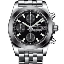 Breitling Men's W1331012/BD92/385A Chronomat 38 Watch
