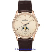 Jaeger-LeCoultre Master Ultra Thin Moon Rose gold 39mm United States of America, California, Newport Beach