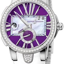 Ulysse Nardin Executive Dual Time Lady 243-10B-3C-30-07 2011 новые
