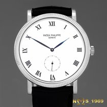 Patek Philippe Calatrava  3919G  18K  White Gold Men's
