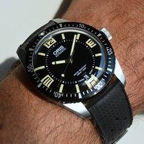 Oris Diver  Sixty Five HERITAGE FULL SET BLACK DIAL