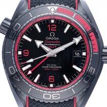 Omega Seamaster Planet Ocean 600M Professional GMT Keramik...