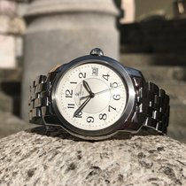 Baume & Mercier Capeland Mint With Box & Papers