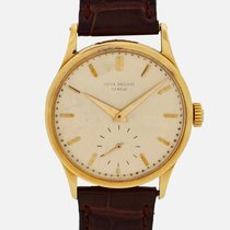 Patek Philippe Calatrava 570J Very good Yellow gold 35mm Manual winding