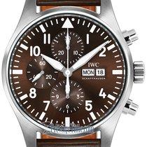 IWC Acero Pilot Chronograph 43mm nuevo
