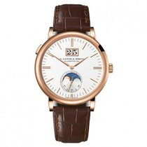 A. Lange & Söhne Saxonia Moon Phase Ref. 384.032