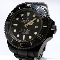 Rolex Deepsea PVD Single Red Jacques Piccard Limited Edition