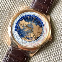 Jaeger-LeCoultre Geophysic Universal Time Rose gold 41.6mm Blue United States of America, California, Calabasas