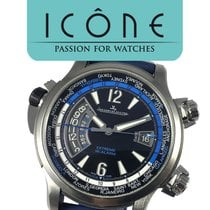 Jaeger-LeCoultre Master Compressor Extreme W-Alarm Tides of Time
