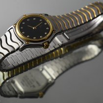 Ebel 1057901 Gold/Steel Classic 24mm pre-owned