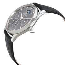 Jaeger-LeCoultre Master Ultra Thin Perpetual Q130354J New White gold 39mm Automatic