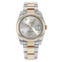 Rolex 116201 Steel Datejust 36mm new United States of America, New York, NYC