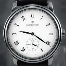 Blancpain Chronometer 36mm Manual winding pre-owned White