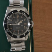Rolex Submariner 6538 Gilt Big Crown
