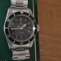 Rolex 6538 Steel Submariner (No Date) 38mm