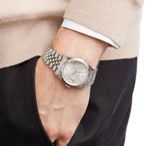 Rolex Datejust 36 Roestvrij Staal & 18K Wit Goud 16234 - W5158