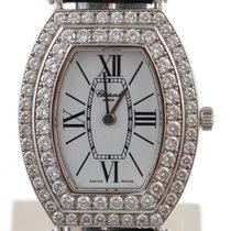 Chopard White gold 23mm Quartz pre-owned