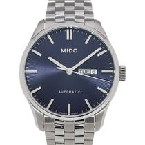 Mido Steel 42mm Automatic M024.630.11.041.00 new