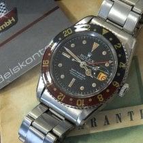 Rolex GMT-Master gebraucht 38mm Stahl