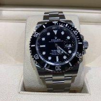 Rolex Submariner Date new 40mm Steel