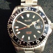 Marcello C. Steel 44mm Automatic 2005 pre-owned