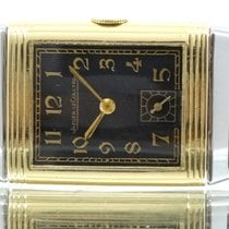 Jaeger-LeCoultre Gold/Steel Manual winding Reverso (submodel) pre-owned
