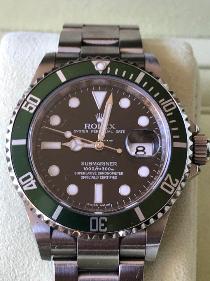 De Submariner Rolex ManoComprar Reloj Segunda Relojes bgYf67yv