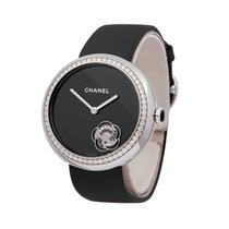 Chanel White gold Manual winding new Mademoiselle