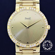 Piaget 94024N New Yellow gold 31mm Manual winding